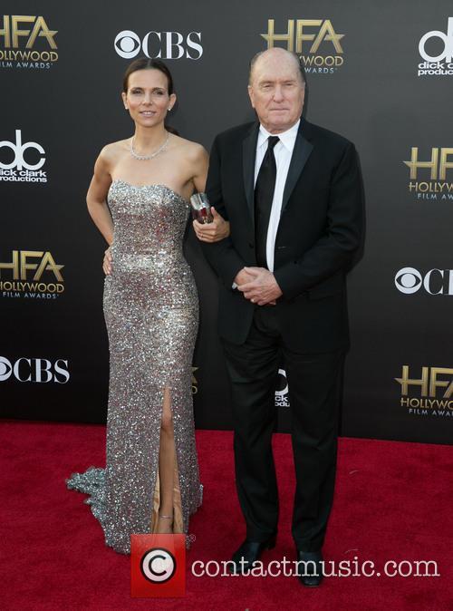 Luciana Pedraza and Robert Duvall 1