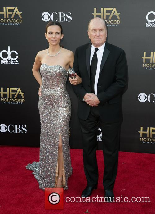 Luciana Pedraza and Robert Duvall 3