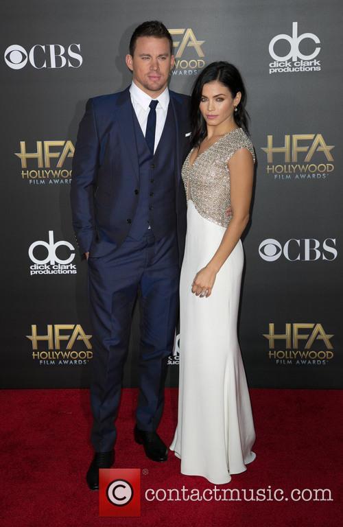 Channing Tatum and Jenna Dewan Tatum 1