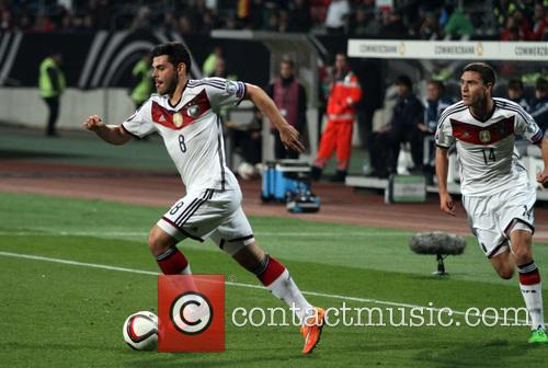 Kevin Volland and Jonas Hector 6