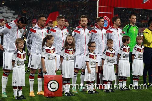 Manuel Neuer and Shkodran Mustafi 2