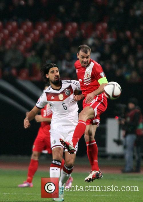 Sami Khedira and Roy Chipolina 1