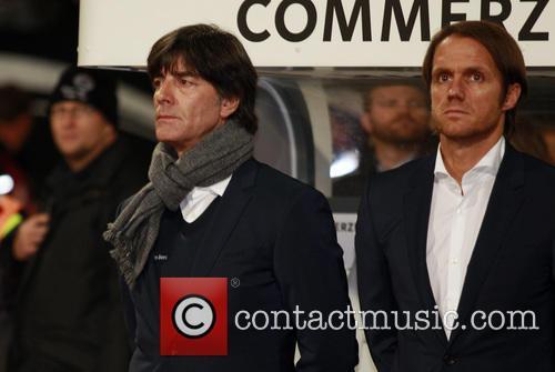 Thomas Schneider and Joachim Löw 2