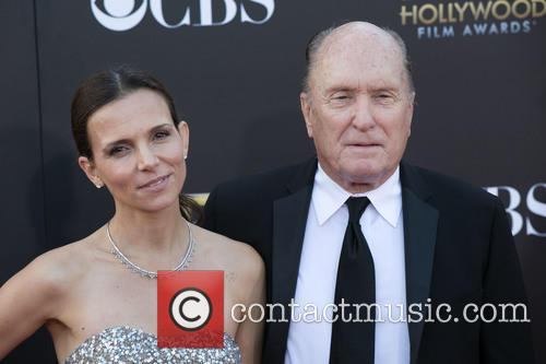 Luciana Pedraza and Robert Duvall