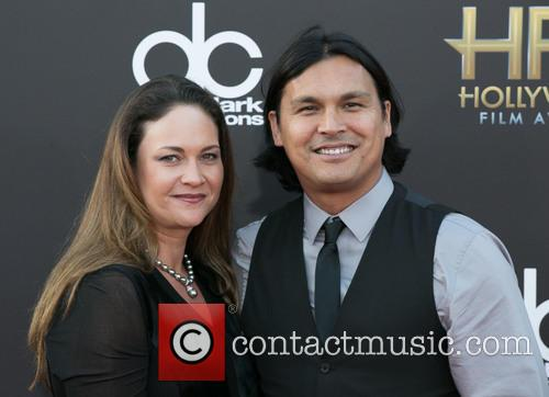 Adam Beach and Guest 5