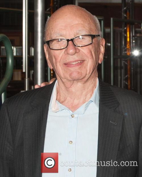 Rupert Murdoch And Jerry Hall Are Reportedly Dating