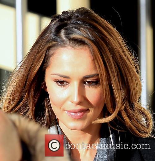 Cheryl Fernandez-versini and Cheryl Cole 5