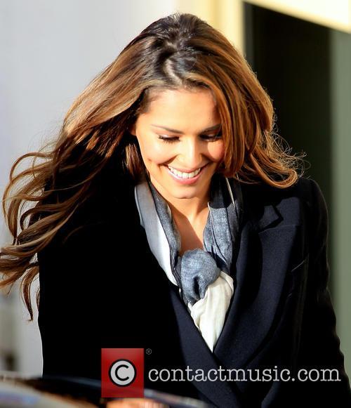 Cheryl Fernandez-versini and Cheryl Cole 6