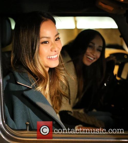 Jamie Chung and Cara Santana 2