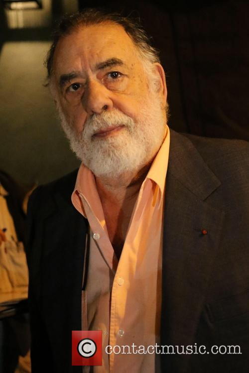 Francis Ford Coppola dines at Craig's