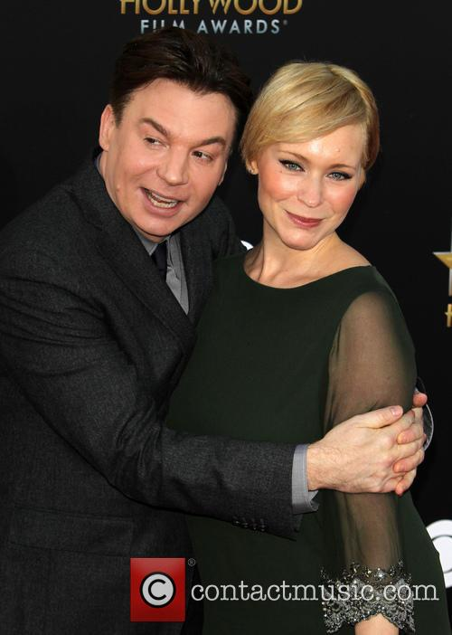 Mike Myers and Kelly Tisdale 9