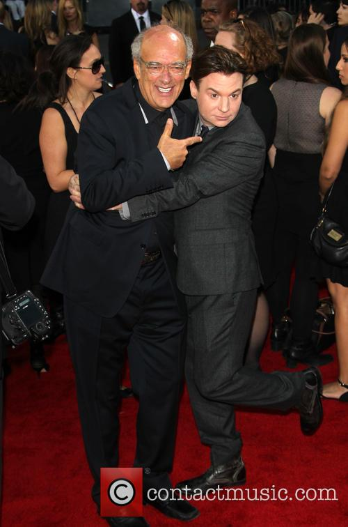 Shep Gordon and Mike Myers 5