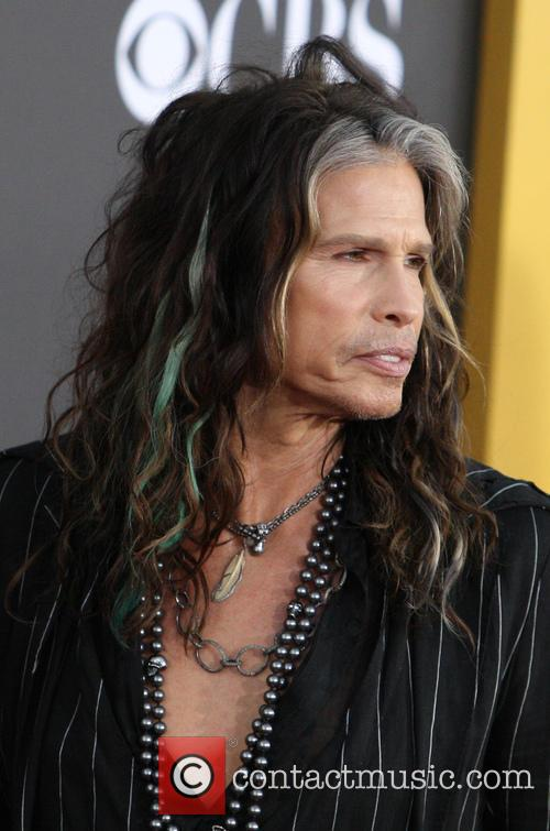 Steven Tyler at the Hollywood Film Awards 2014