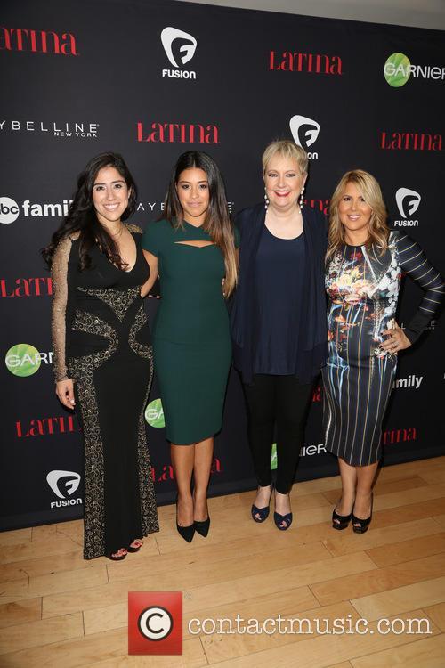 Celebration, Guest, Gina Rodriguez and Shirley Velasquez