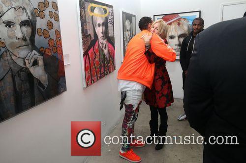 Chris Brown and Karen Bystedt 5