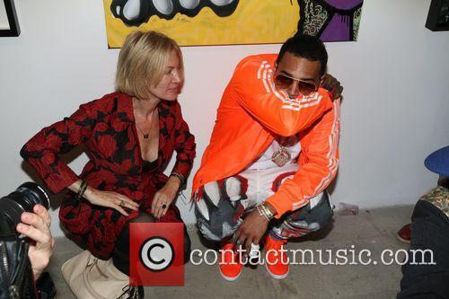 Karen Bystedt and Chris Brown 6