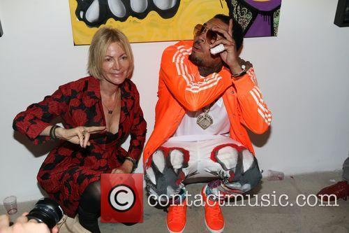 Karen Bystedt and Chris Brown 7