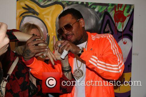 Karen Bystedt and Chris Brown 9