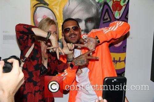 Karen Bystedt and Chris Brown 10