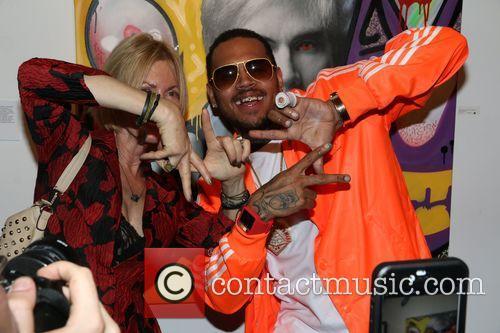 Karen Bystedt and Chris Brown 11