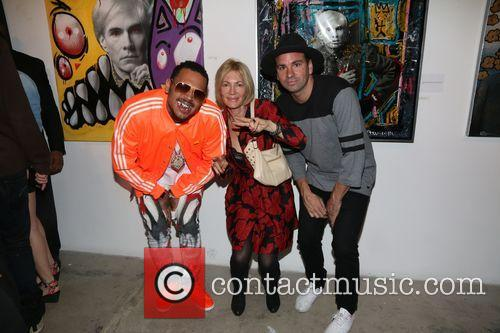 Karen Bystedt, Chris Brown and Danny Minnick 4