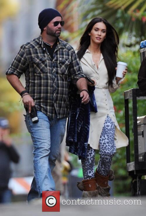 Megan Fox, Brian Austin