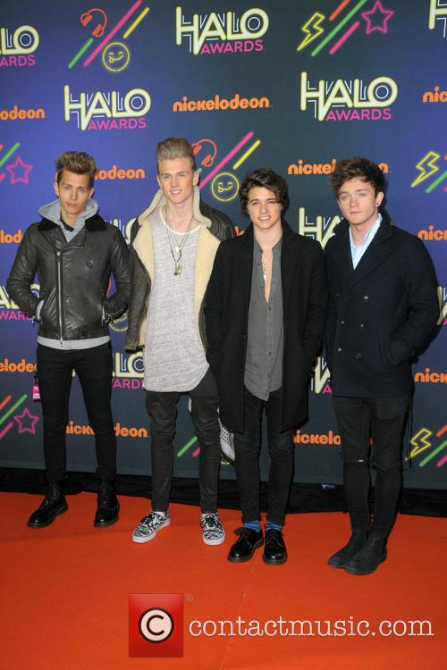 James Mcvey, Tristan Evans, Brandon Simpson and Connor Ball 1