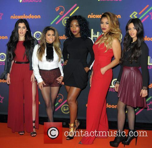 Dinah, Lauren Jauregui, Ally Brooke Hernandez, Normani Hamilton and Camila Cabello 1