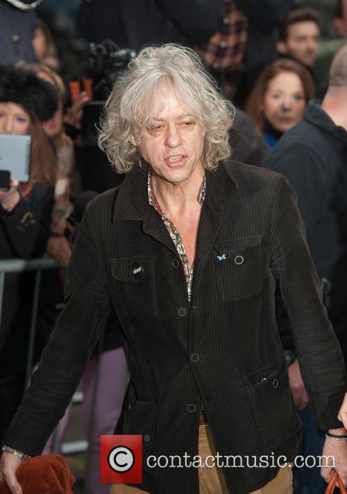 Sir Bob Geldof 9