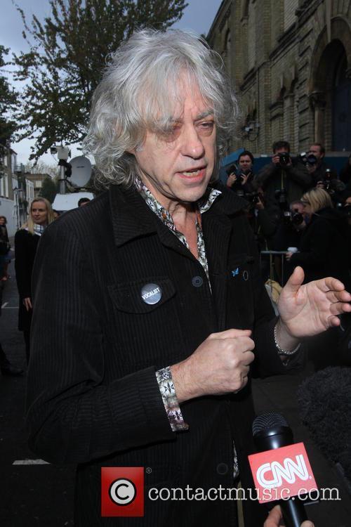 Sir Bob Geldof 1
