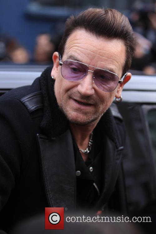 Russian Politician Accuses U2 Of Spreading