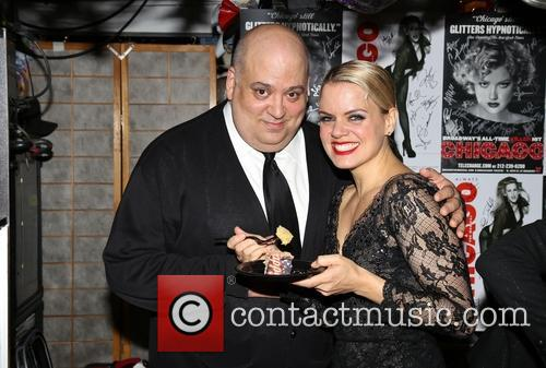 Raymond Bokhour and Amy Spanger 2