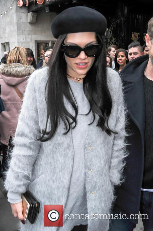 Jessie J out in London