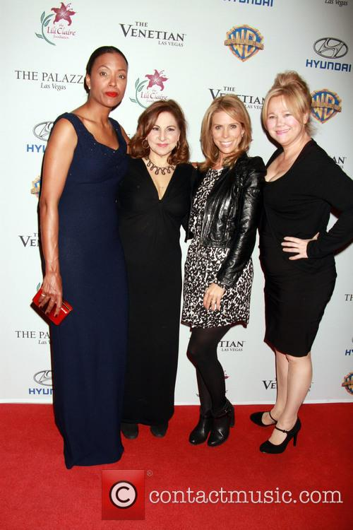 Aisha Tyler, Kathy Najimy, Cheryl Hines and Caroline Rhea 11