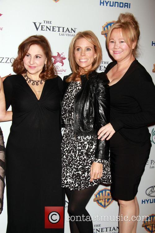 Kathy Najimy, Cheryl Hines and Caroline Rhea 8