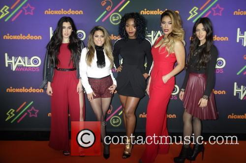 Dinah, Lauren Jauregui, Ally Brooke Hernandez, Normani Hamilton and Fifth Harmony 2