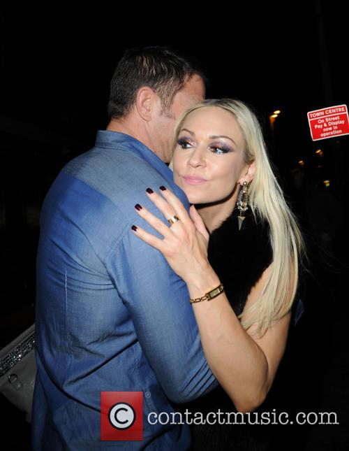 Steve Backshall and Kristina Rihanoff 5