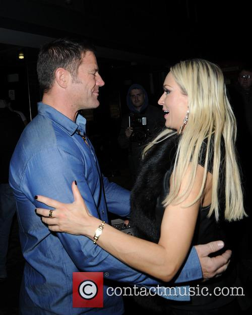 Steve Backshall and Kristina Rihanoff 6