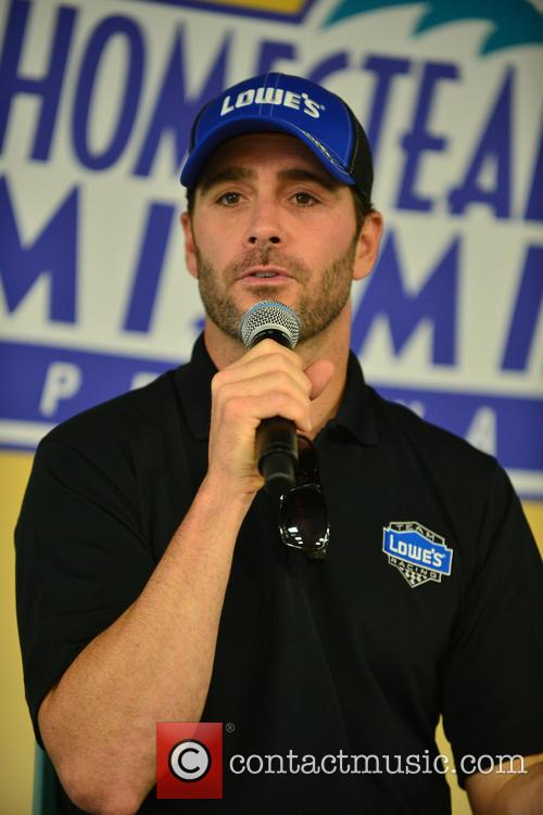 Jimmie Johnson 3