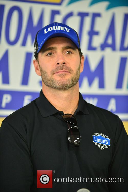 Jimmie Johnson 5