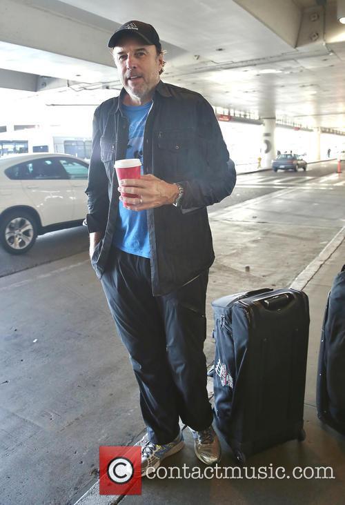 Kevin Nealon at LAX