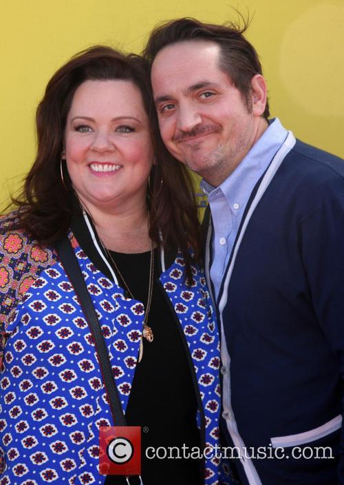 Melissa Mccarthy and Ben Falcone 3