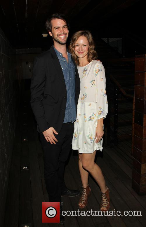 Kerry Bishé and Charlie Cohn 3
