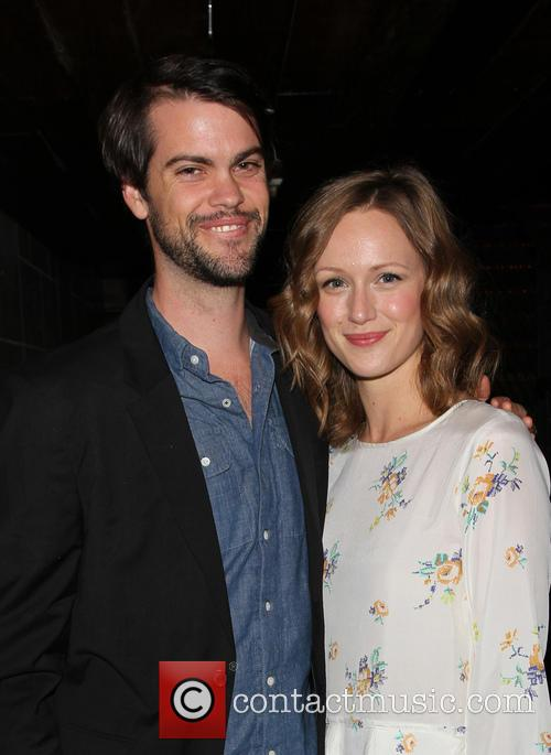 Kerry Bishé and Charlie Cohn 4