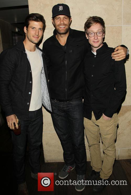 Parker Young, Geoff Stults and Guest 2