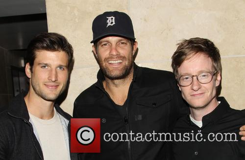 Parker Young and Geoff Stults 4