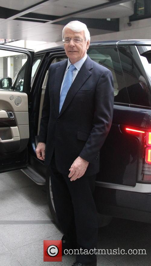 John Major at The BBC