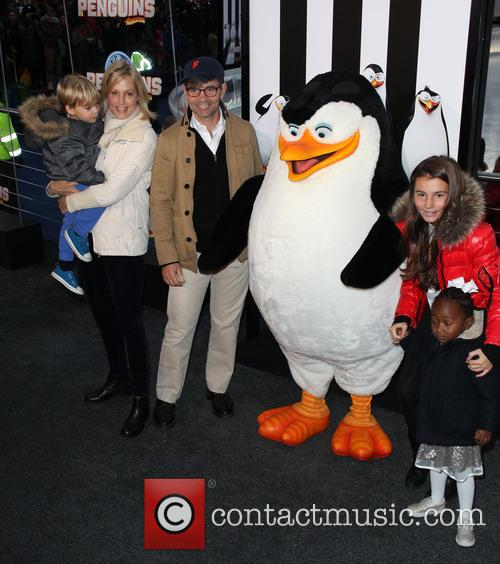 Alexandra Wentworth, George Stephanopoulos and And Family 5