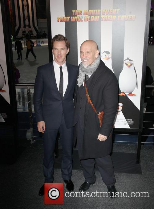 Benedict Cumberbatch and John Malkovich 2