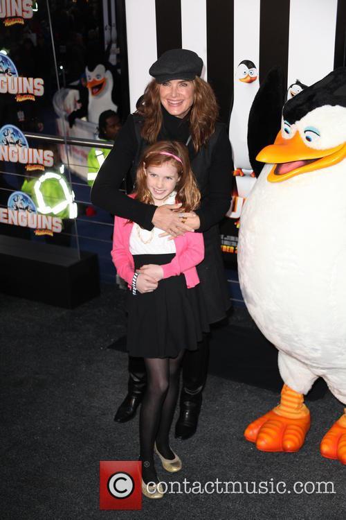 New York premiere of 'Penguins of Madagascar'